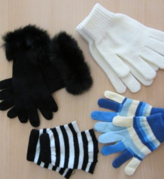 guantes (talla S)