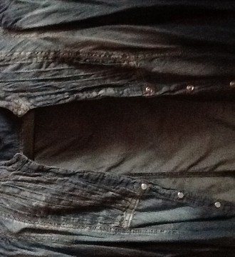 Camisa vaquera de stradivarius