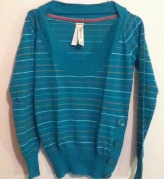 VENDO(8€)Jersey de rayas NUEVO PULL&BEAR