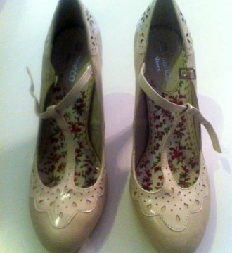 Zapatos Blanco primavera T40