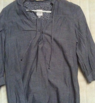 Camisa con rayitas