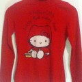 VENDO(6€) Camiseta HelloKitty OYSHO