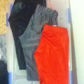 VENDO(7€)Pack leggins metalizados