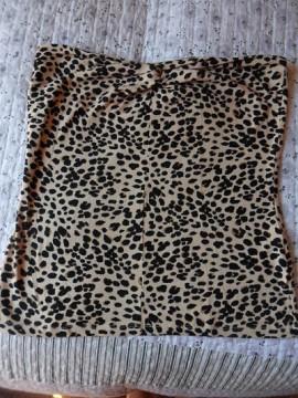 Top leopardo T-M