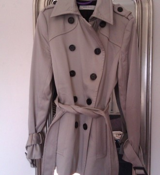 Trench color hielo