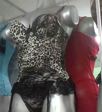 tallas unicas corsests sexys leopardo