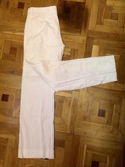 Pantalón blanco de Mango en perfecto estado