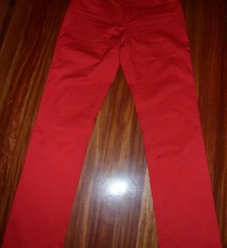 Pantalones rojos T-40 Bandolli