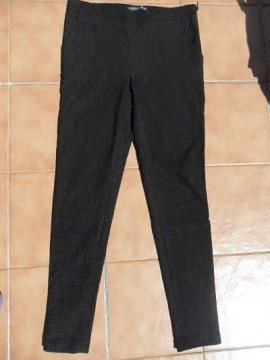 Pantalones negros T-36