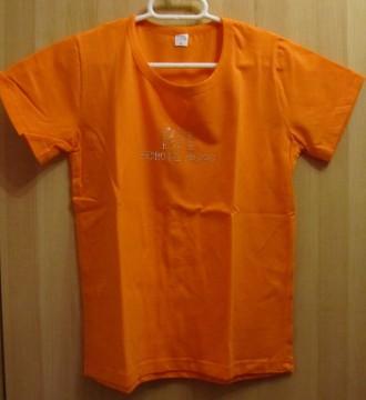 Camiseta nueva a estrenar, Pdh en naranja