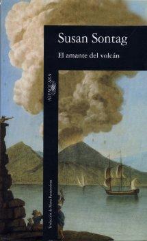 Libro «El amante del volcán»