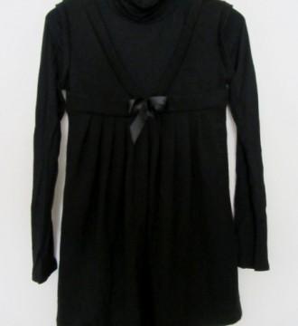 jersey negro talla S