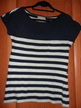 Camiseta rayas T-M