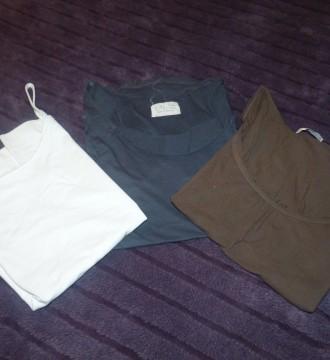 Pack de camisetas