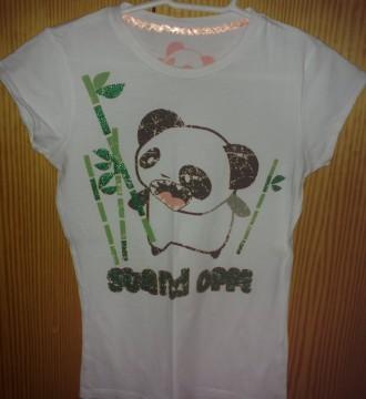 Camiseta Stradiarius