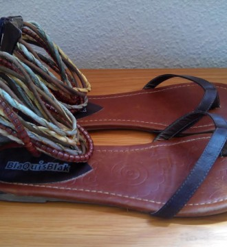 Sandalias de cuña MARYPAZ