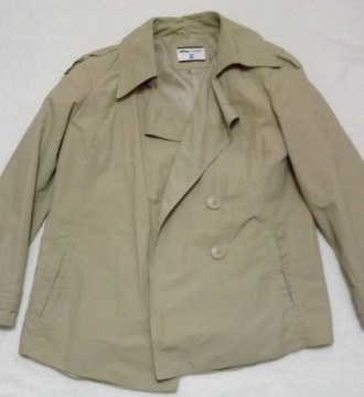 Trench talla M Lefties