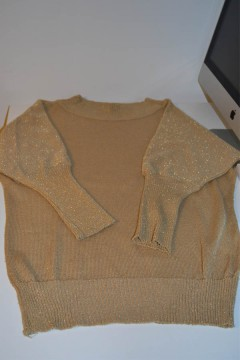 tricot over size