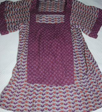 Vestido de Bershka tipo boho