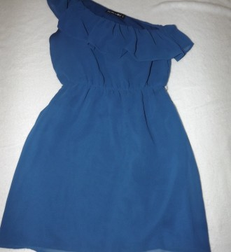 Vestido Lefties Azul talla S