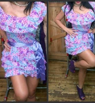vestido sezy   mediano   M