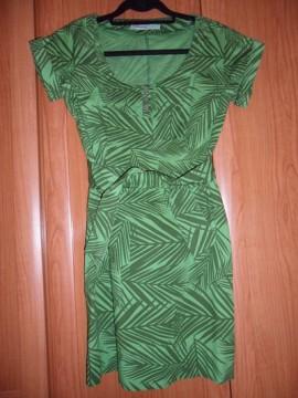 Vestido Verde skunkfunk T M
