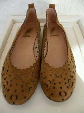 zapatos de ante  N°37