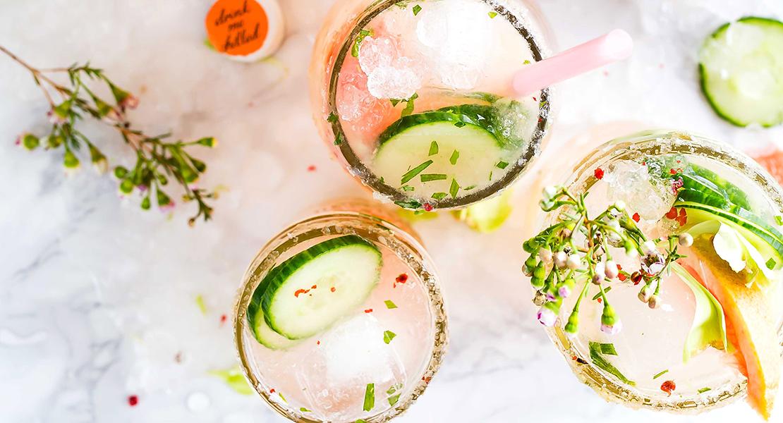 cocktails helados de verano