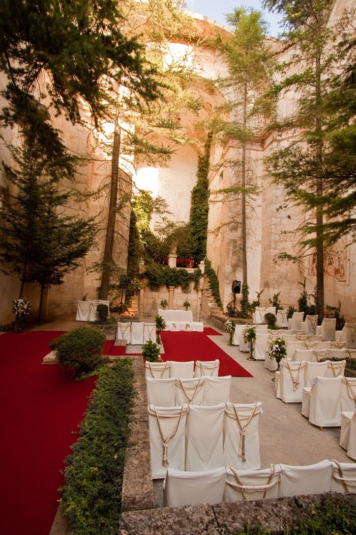 Monasterio de lupiana weddings la champanera - Donde celebrar mi boda en madrid ...