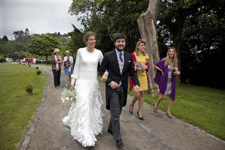 La boda de Águeda y Curro