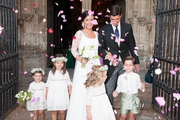 La boda de Marina y Juan