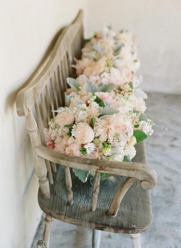 Inspiración para tu ramo de novia