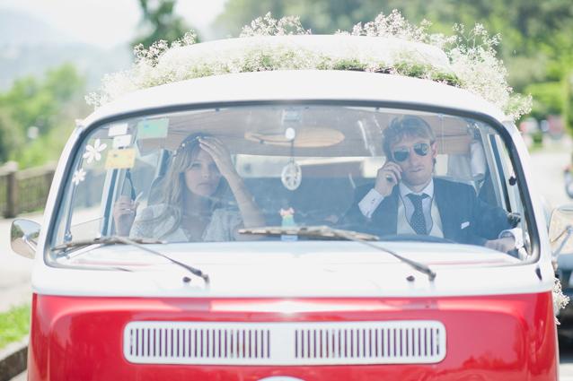 Dale a tu boda un aire surfer