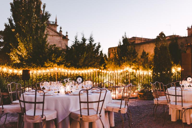 Las bodas del Palacio de Montarco