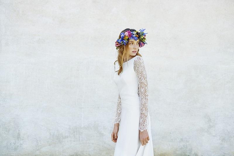 Los vestidos de novia de Alejandra Svarc