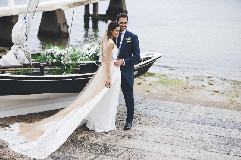 La boda de María y Bruno