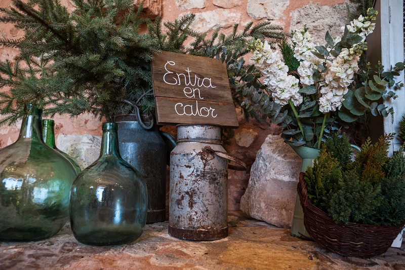 La Champanera blog de bodas - Los Claustros de Ayllon 11
