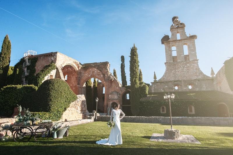 La Champanera blog de bodas - Los Claustros de Ayllon 53