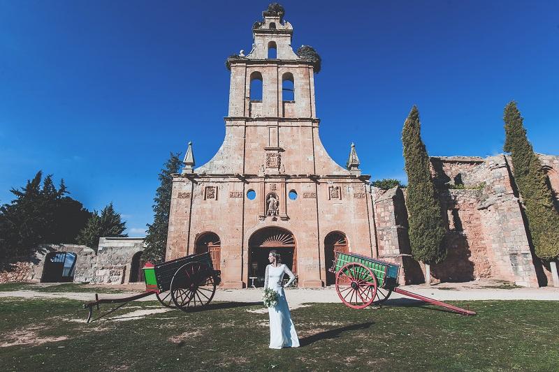 La Champanera blog de bodas - Los Claustros de Ayllon 7