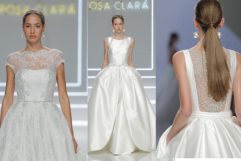 Barcelona Bridal Week 2016 – Rosa Clará