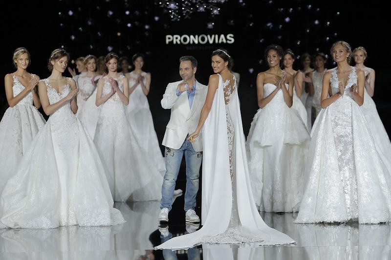 La nueva colección de Pronovias