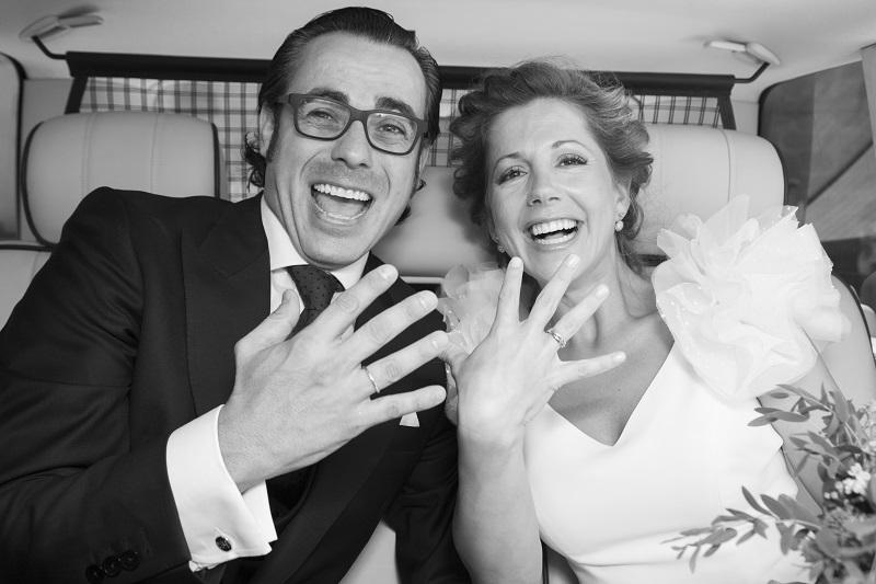 La boda de mar a y bruno la champanera - Maria y bruno ...