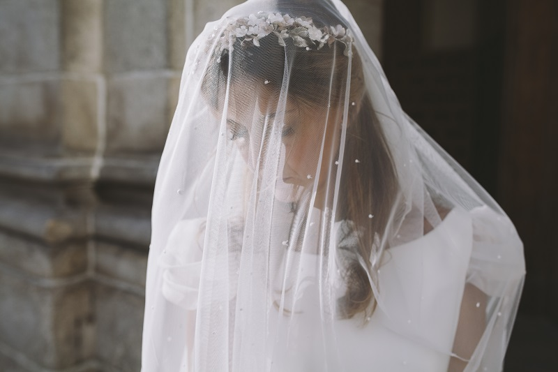 Vestidos de novia de plumeti