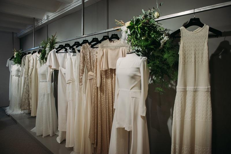 Aube, vestidos para novias rebeldes