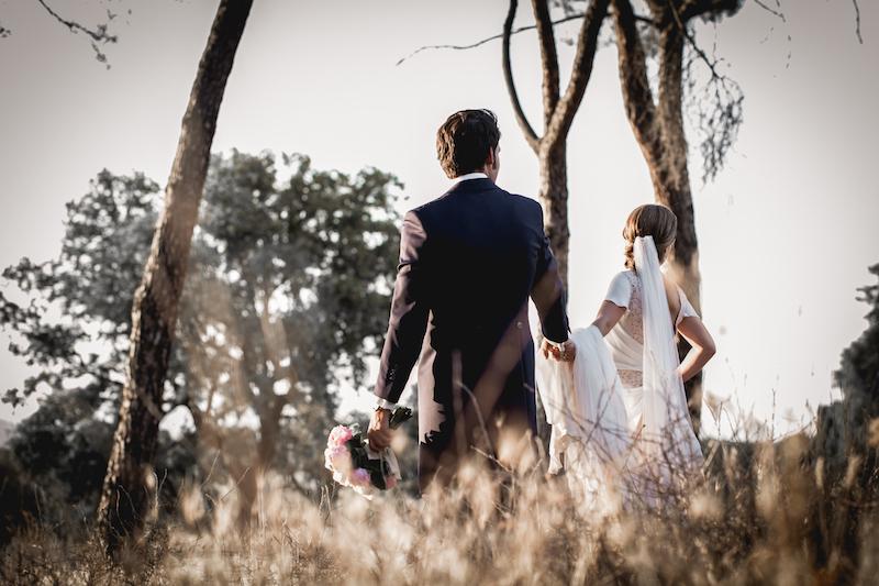 Una boda en un castillo