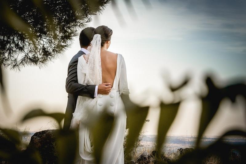 Una boda en una finca madrileña