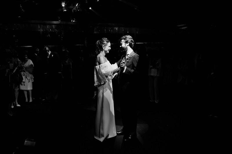 El baile y final de nuestra boda