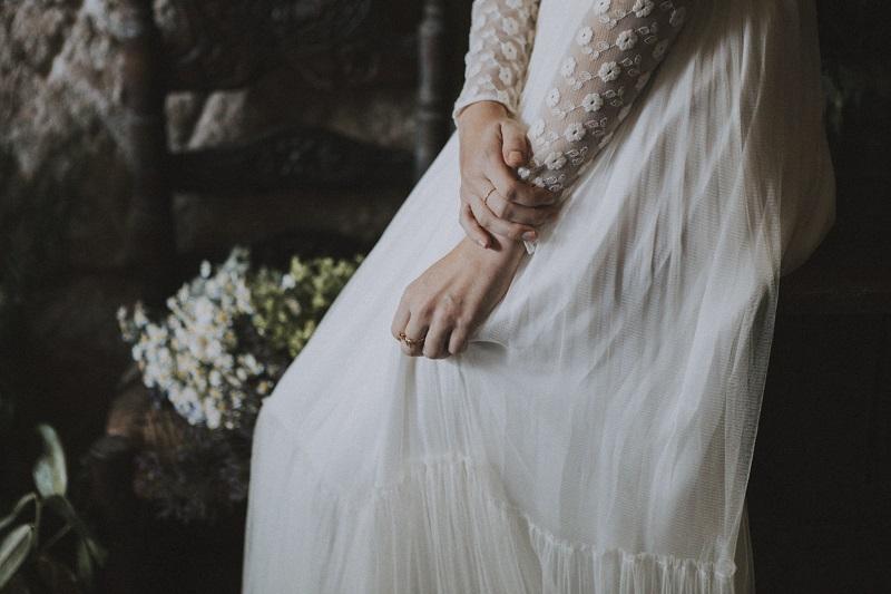 Los vestidos de novia de Sommera