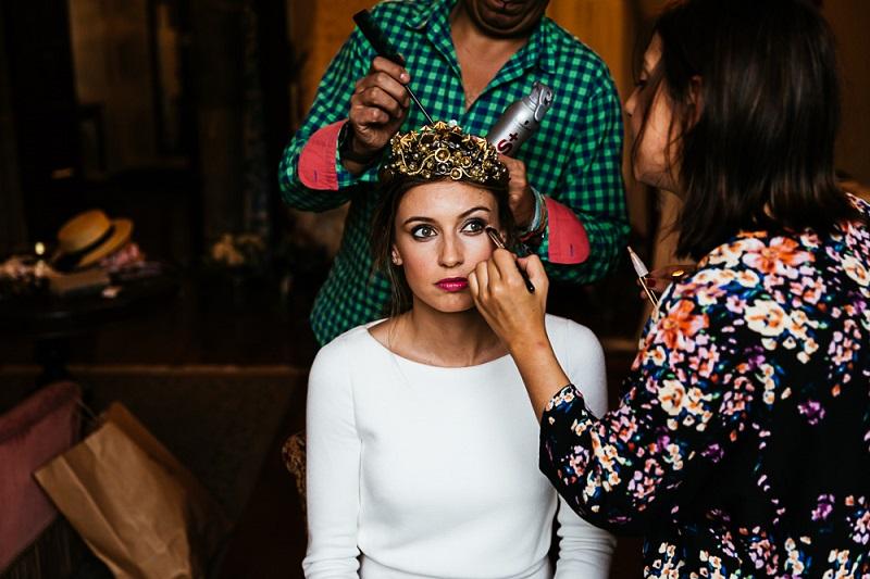 Tendencias de maquillaje de novia de 2017 según los mejores maquilladores