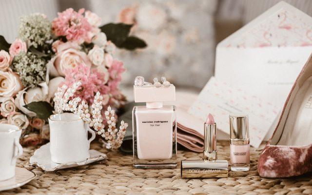 Una boda de color rosa